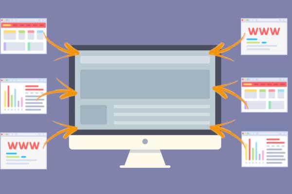 Backlinks para website