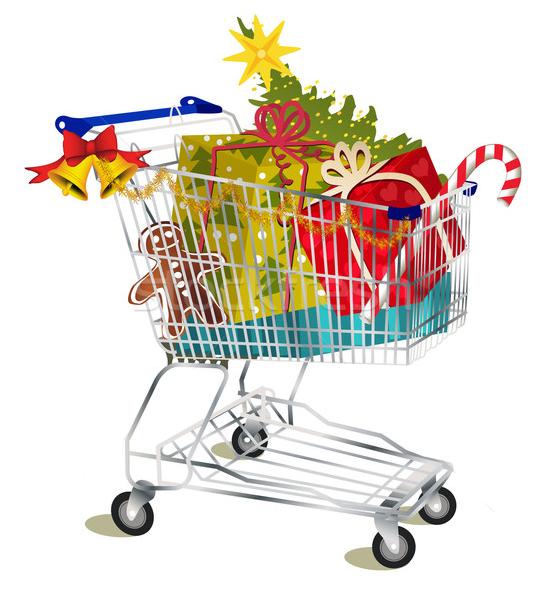 Carrinho de Compras Natal