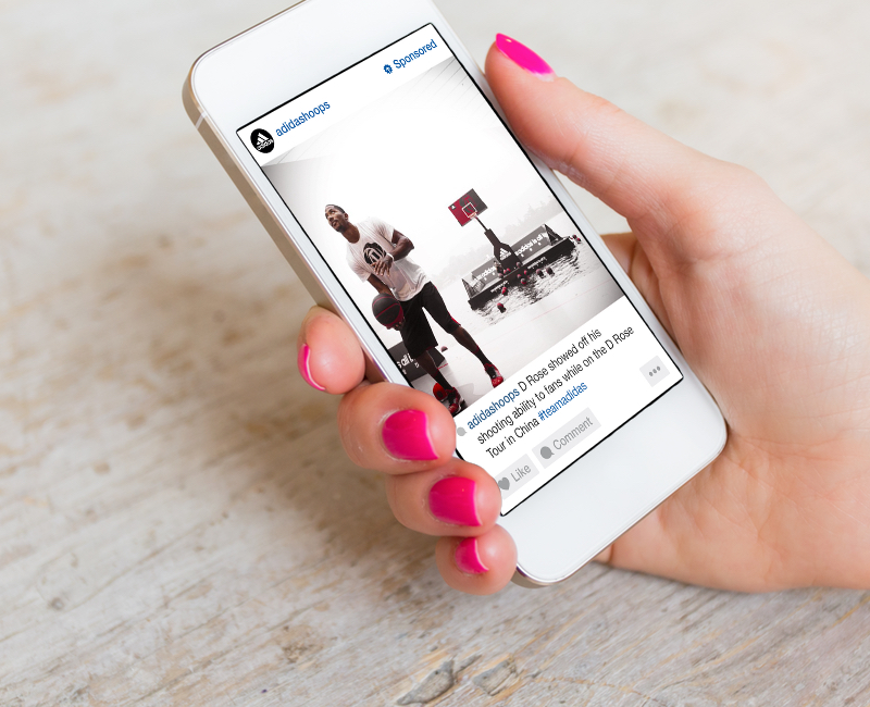 instagram ads influenciadores