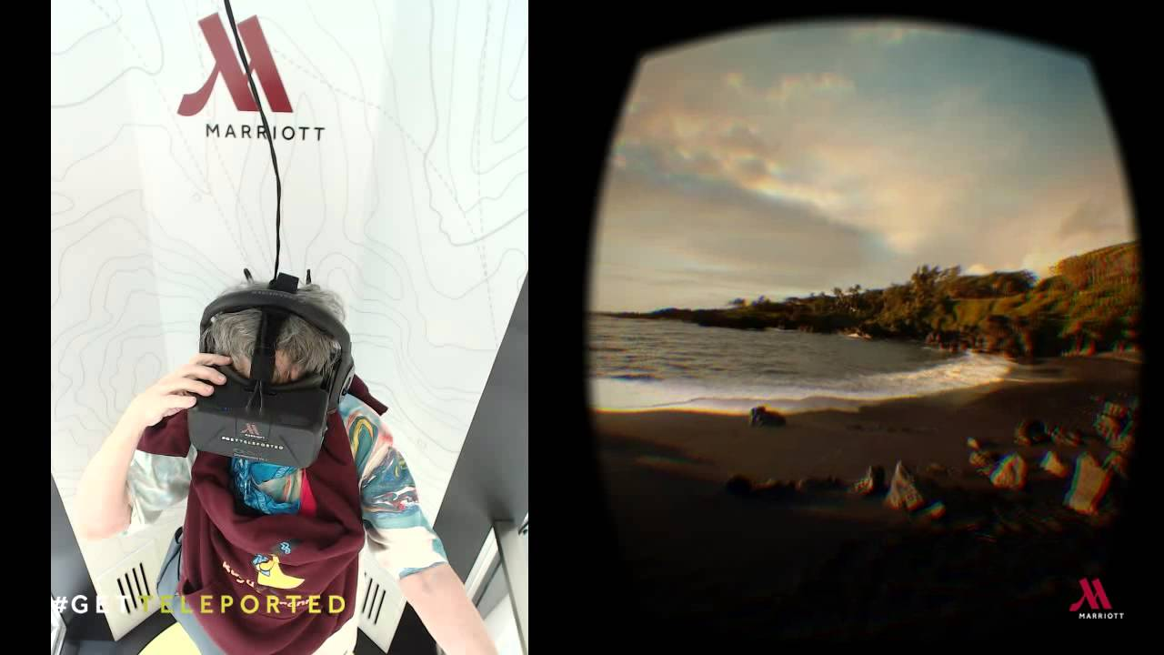 Realidade Virtual - Marriott